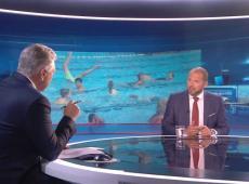 Theo Francken in VTM Nieuws