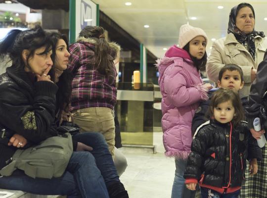 Staatssecretaris Francken verdubbelt aantal hervestigingsplaatsen voor kwetsbare vluchtelingen