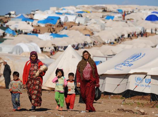 Staatssecretaris Francken biedt 22 Syrische vluchtelingen nieuwe toekomst in België