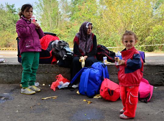 Vlaamse Regering trekt extra steun uit voor Syrische oorlogsvluchtelingen in Noord-Irak